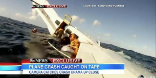 Hawaii Plane Crash Caught on Tape