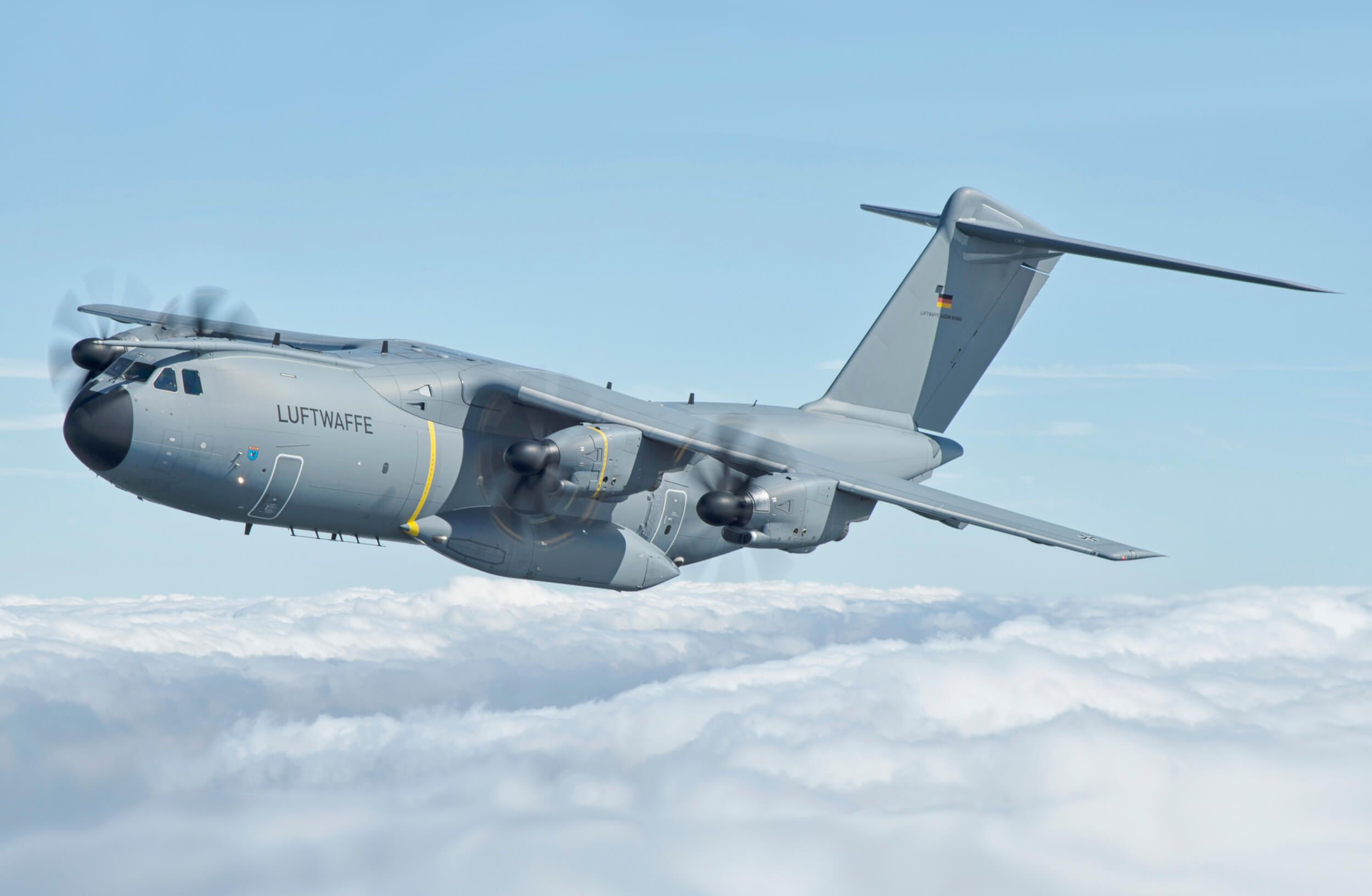 unusual airbus a400m performance
