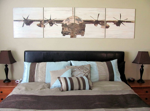 Hey Aviation Have You Ever Wondered How To Decorate Your Home Here Are 14 Photos Of Themed Rooms Take A Look And Get Inspired