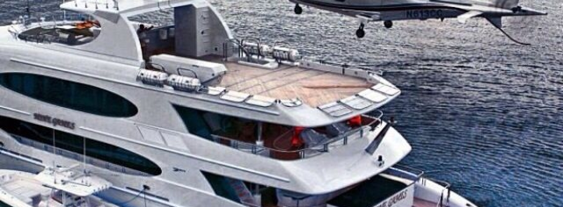 Aviation Tips: Helicopter Landing on a Yacht