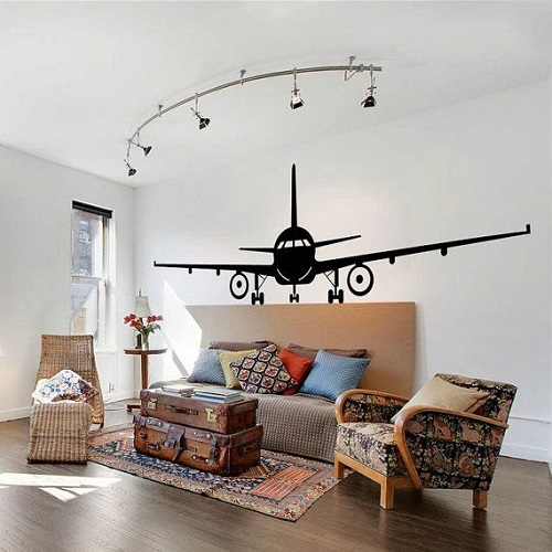 Aviation themed rooms aviation blog for Aviation decoration
