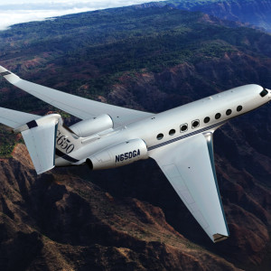 G650 Global Flight