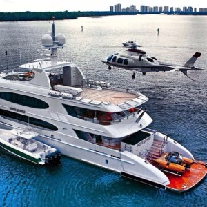 Aviation Tips: Helicopter on a Yacht
