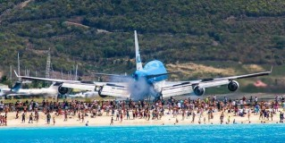 The Challenging Saint Maarten Runway