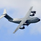 Highly Unusual Manoeuvre of Airbus A400M