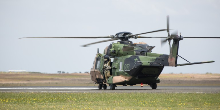 Australian Army Multi-role Helicopter
