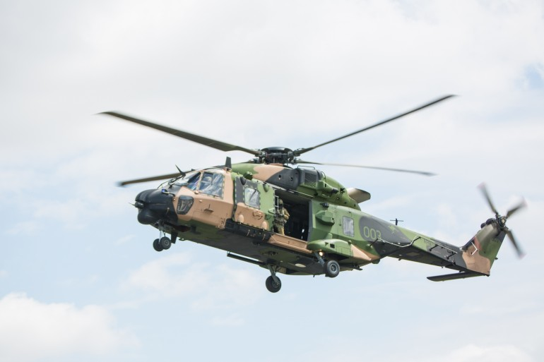 MRH-90 Multi Role helicopter
