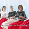 New Air France safety video