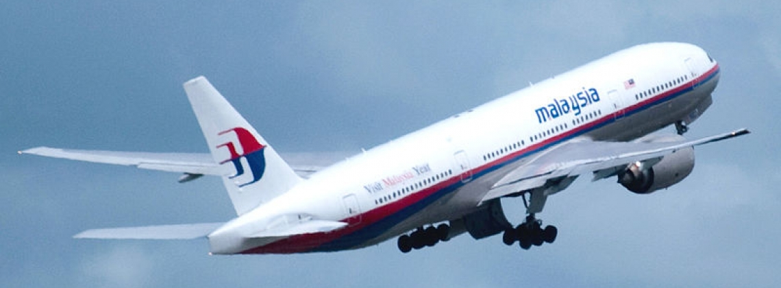 Aviation Expert May Have Found Missing MH370