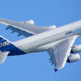 Airbus Group Celebrates The Anniversary Of The A380's First Flight