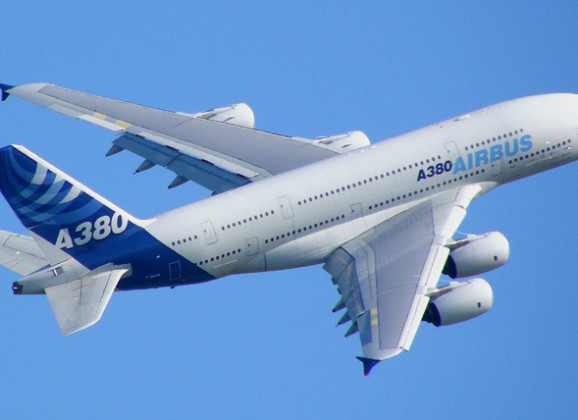 Airbus Group Celebrates The Anniversary Of The A380's First Fligth
