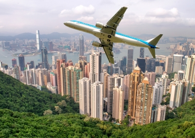 The Most Scenic Flight Routes in Asia