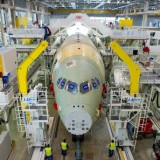 How an Airplane A350 is Made