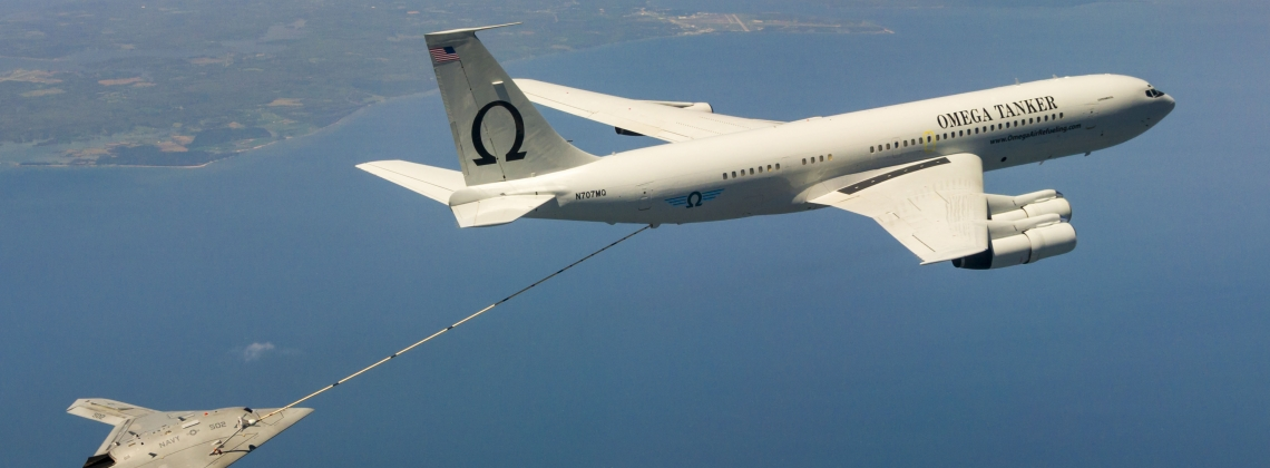 Air Refueling Accident