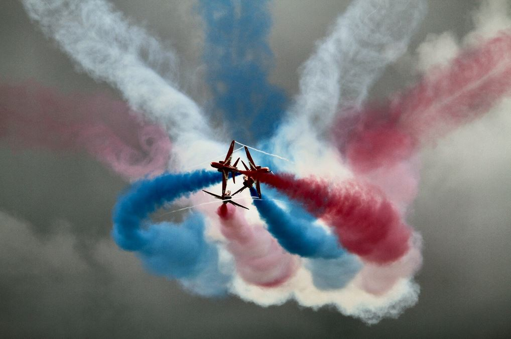 The Airbourne: Eastbourne International Airshow