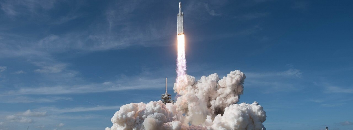 SpaceX's Falcon Heavy Rocket Set to Launch