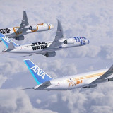 The Star Wars Themed Airplanes by ANA