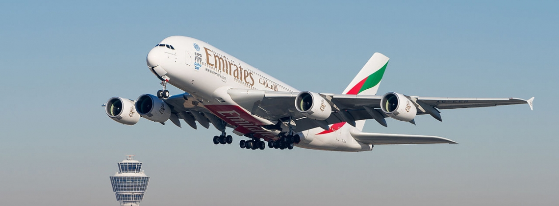Emirates Outfitted A380 With More Seats