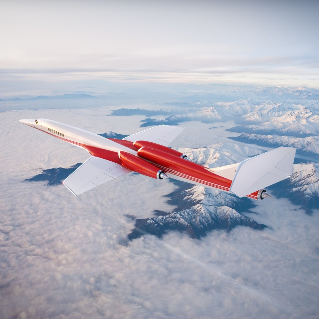 Aerion AS2 Supersonic Business Jet