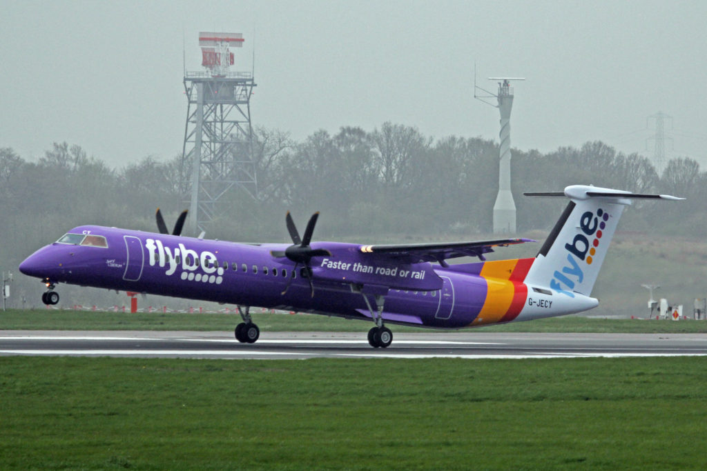 Pilot-testing Crosswinds in Birmingham Airport