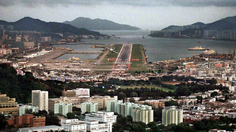 Most Terrifying Runways in the World