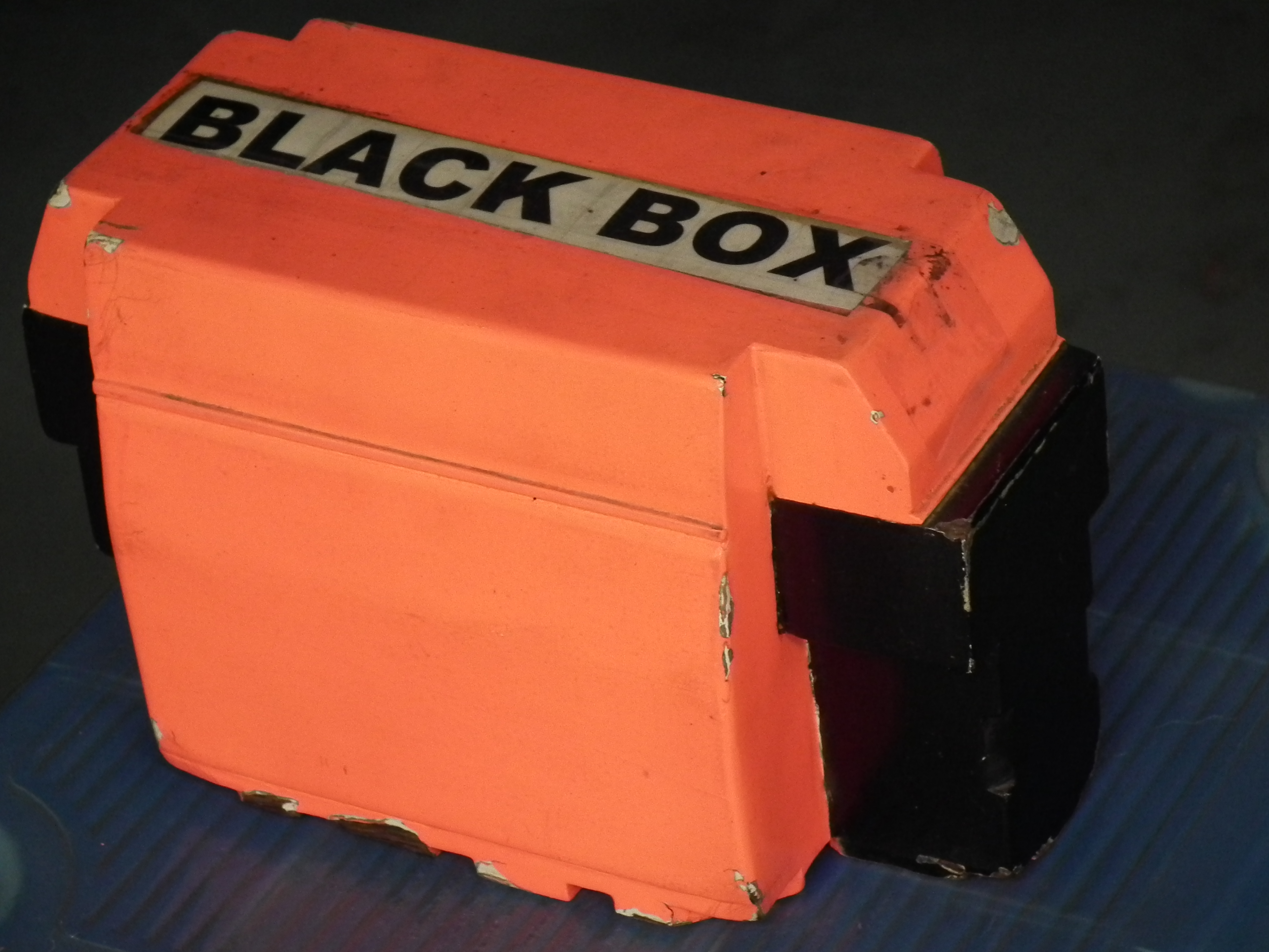 black boxes  surprising facts