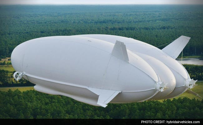 Airlander 10: meet the world's largest aircraft