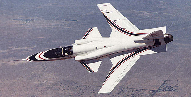 New NASA X-plane Will Be a Quieter Supersonic Jet ...