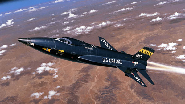 Top 10 Fastest Aircraft in the World