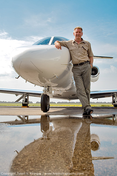 Harrison Ford S Airplanes : Harrison ford unlimited passion for aviation