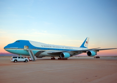 Air Force One - The Most Secure Aircraft in The World