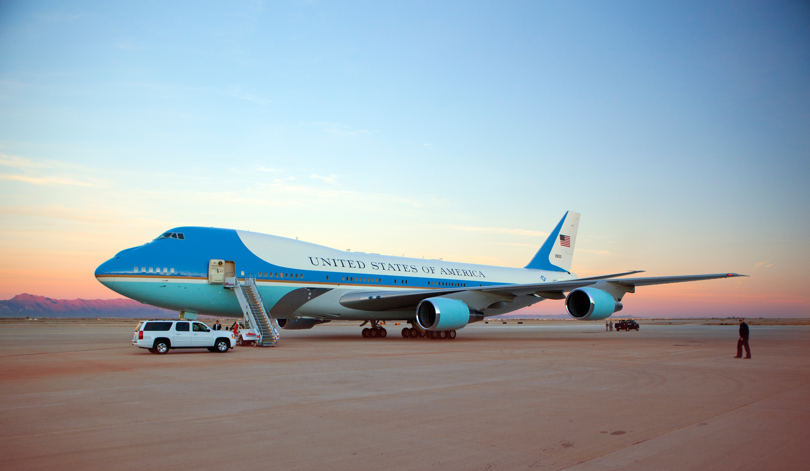 Air Force One – The Most Secure Aircraft in The World