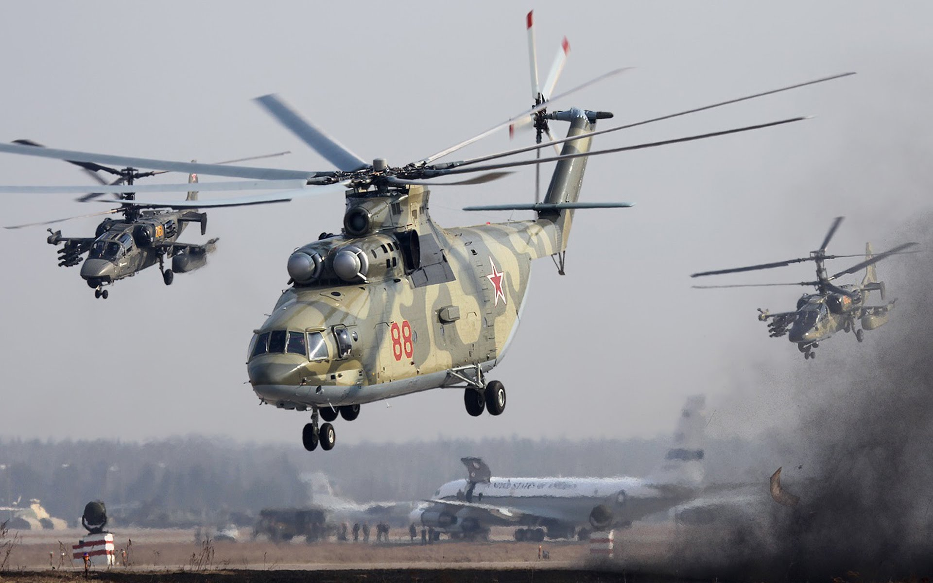 mi 35 helicopters with Largest Helicopter Mi 26 Moves A Jet on Mi 35 Russian Military Helicopter Wallpaper moreover What Type Of Aircraft Will Fly Over Red Square 757409 in addition Watch likewise Mil Mi 24 Hind A Russian Gunship With Attitude moreover 201503161019556973.