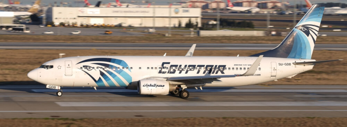 EgyptAir Flight Missing With 66 People Aboard
