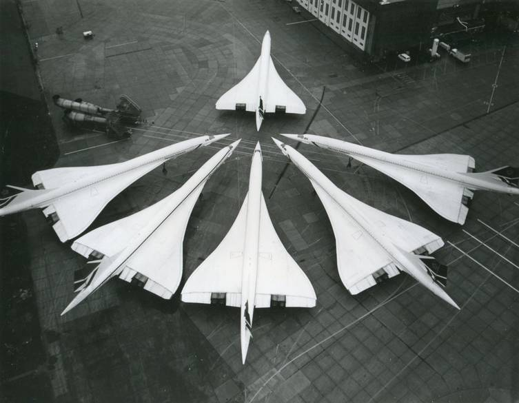 Top 10 Extremely Interesting Facts About Concorde