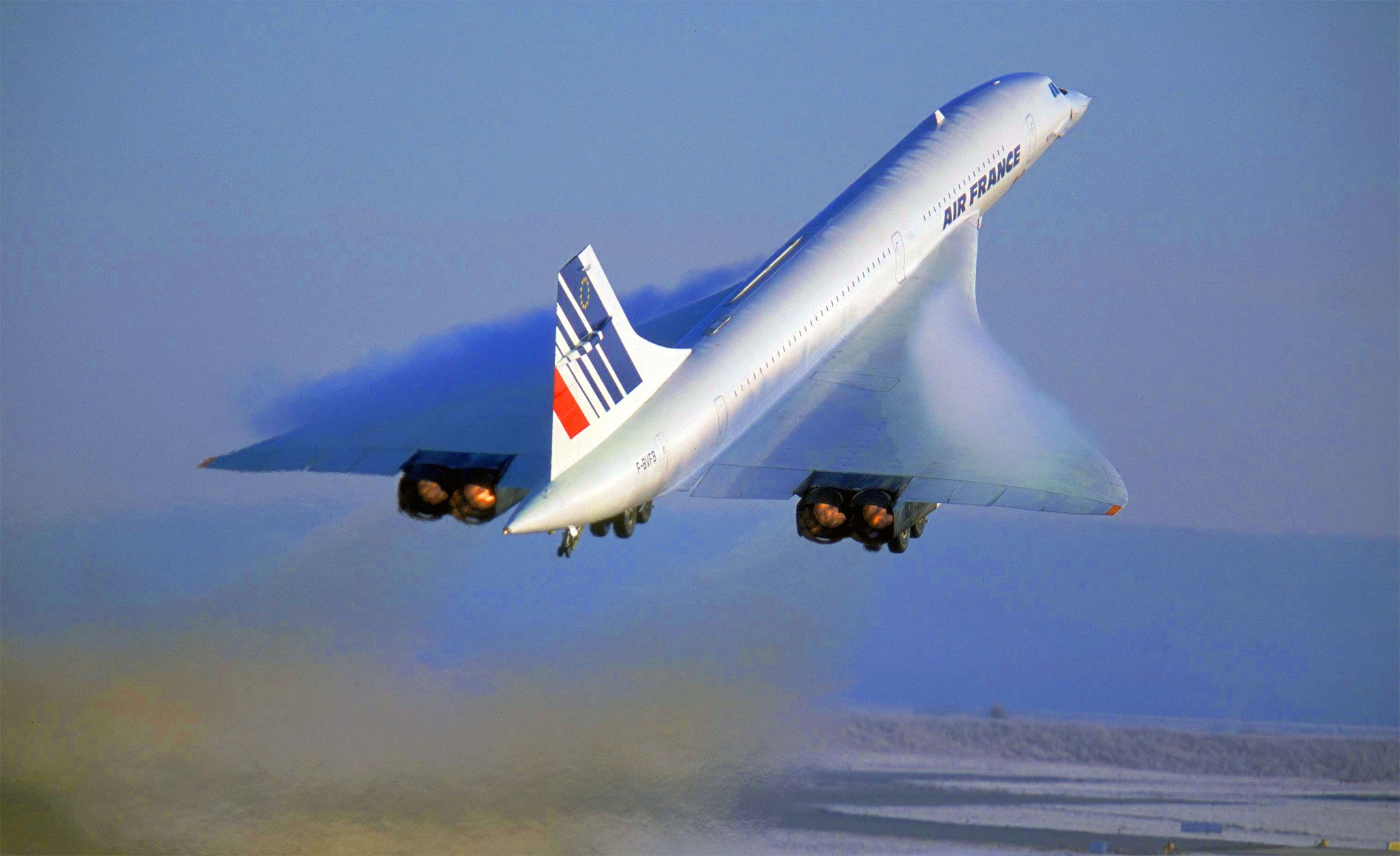 air france concorde wallpaper - photo #16