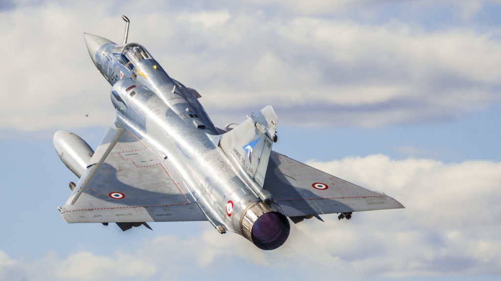 Airshow Video of F-16, Eurofighter Typhoon & More