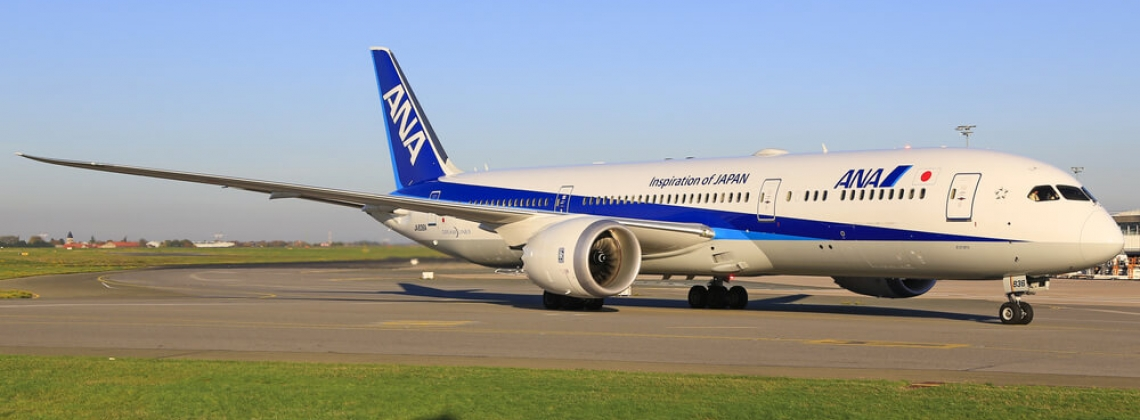 Boeing 787-9 Fly Like a Fighter Jet