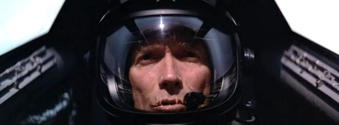 Clint Eastwood: Celebrity with Pilot License