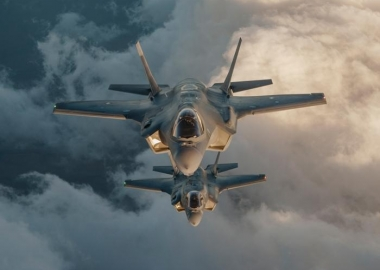US Air Force Says F-35 is Ready for Combat
