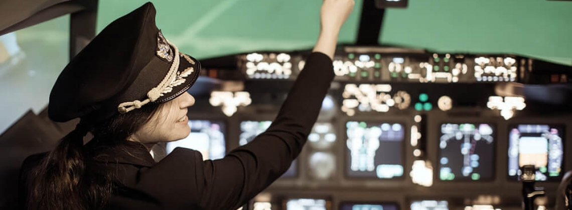 World's Youngest Female Captain