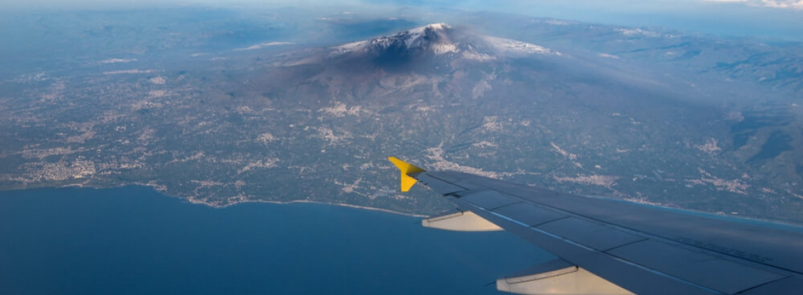 Why Volcanic Ash Is So Bad for Planes