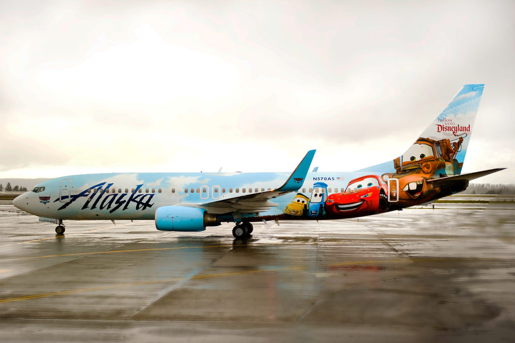 Themed Airplanes