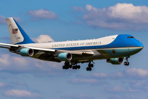 Presidential Aircraft