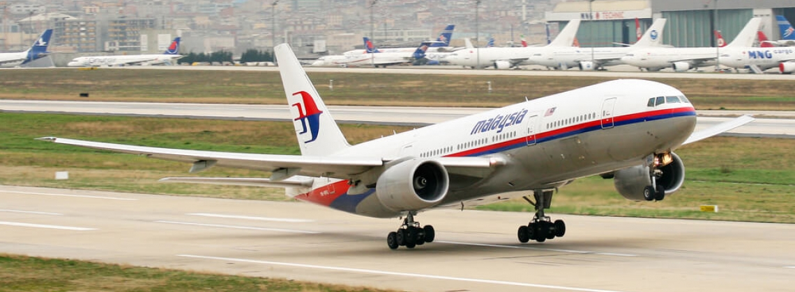 MH370: Plane Crashed After Running Out of Fuel