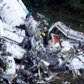 Colombia Plane Crash: Both black boxes found