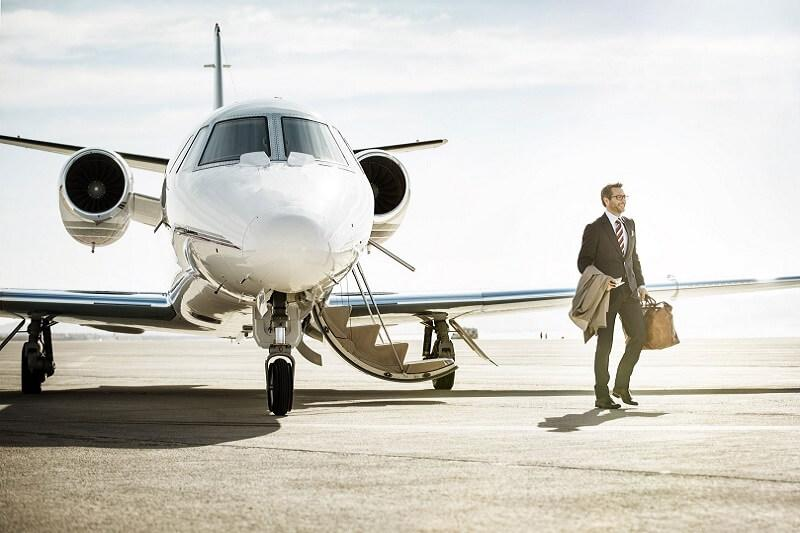 top 5 myths about private jets