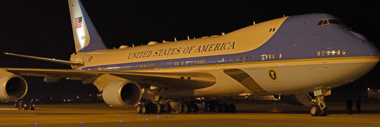 Trump Tweets Cancel Order! on Air Force One Contract with Boeing | Fighter Sweep