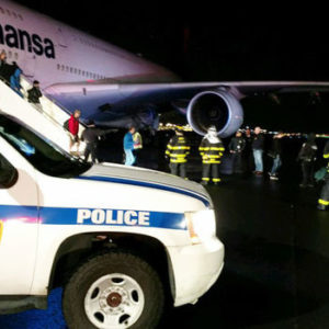 BOMB THREAT: Plane Forced To Land At JFK