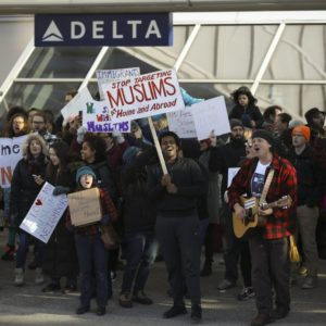 Trump's Travel Ban Leads to Chaos at Airports